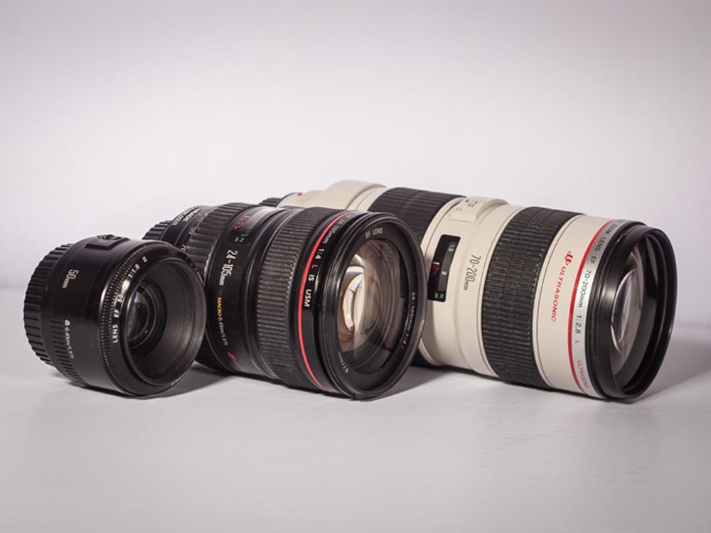 Объектив для фотоаппарата как подобрать